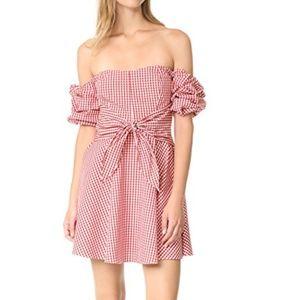 Amanda Uprichard Austin Dress NWT